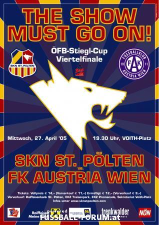 The Show Must Go On-skn St.pölten-austria Wien